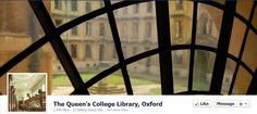 https://www.facebook.com/pages/The-Queens-College-Library-Oxford/13901498742