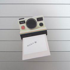 Instant Camera Sticky Notes for $5! #DealsPlus