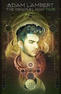 Adam Lambert via Twitter embedded image