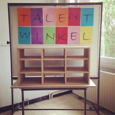 Talentenwinkel (leeg)