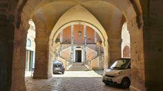 Barocco siciliano a Ragusa Ibla.  Palazzi e angoli di una meravigliosa isola