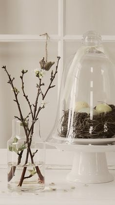 Easter In Scandinavian Style: 45 Natural Ideas - DigsDigs