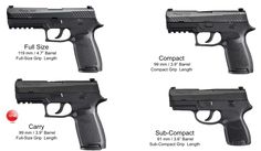 The P320 Naming Scheme is going to cause Headaches! / Osage County ...