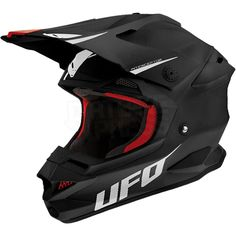 2015 UFO Interceptor Prime Helmet - Black