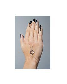 Hand bracelet/ring.