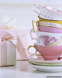 Tea party theme!