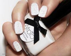 Объемный свадебный маникюр на короткие ногти; маникюр для невесты; белый лак; wedding manicure; short nails; brides manicure; white nails polish; 3d nails design: nails art