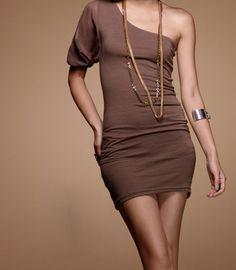Meng Seo High Fashion Dress  | Women's Clothing