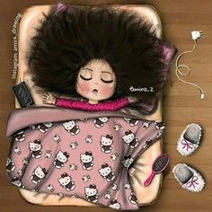 hairstyles 2019 female over 50 curly hairstyles japanese curly hairstyles over 50 overweight hairstyles easy hairstyles for curly frizzy hair hair to curly hairstyles hairstyles for prom Cartoon Girl Images, Cute Cartoon Girl, Cartoon Pics, Cute Cartoon Wallpapers, Cartoon Art, Amira Draw, Shotting Photo, Girly M, Cute Girl Drawing