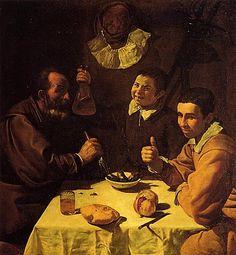 Velazquez_Diego_Three_Men_at_a_Table_aka_Luncheon_ca_1618