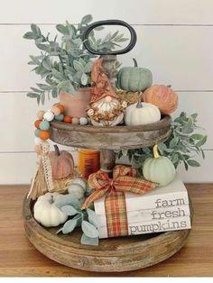 Thanksgiving Decorations, Seasonal Decor, Halloween Decorations, Harvest Decorations, Fall Table Decorations, Pumpkin Decorations, Fall Home Decor, Autumn Home, Autumn Fall