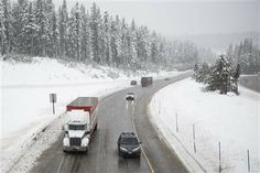 ❥ Deadly ice and snow storm takes aim at U.S. South