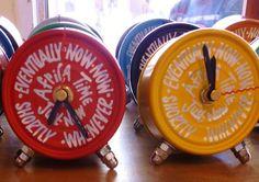 Recicla las latas de atún y haz maceteros, porta-velas, relojes y objetos de decoración