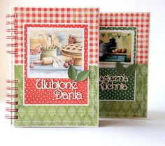 recipe book Mini, Scrap, Diy Recipe, Holiday Decor, Paper, Frame, Journals, Books, Reading