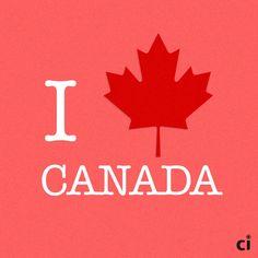 <3 Canadá