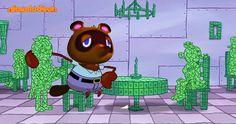 Animal Crossing be like Animal Crossing Tom Nook, Animal Crossing Funny, New Memes, Funny Memes, True Memes, Hilarious, Nintendo Game, Ac New Leaf, Pokemon