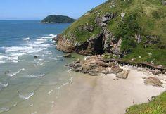 Praia das Encantadas (Ilha do Mel) - Paranaguá (PR)