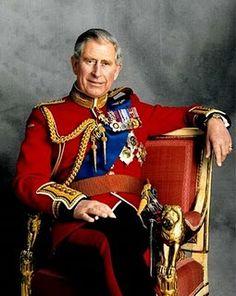 Prince Charles, Duke of Wales, born November 1948 - married: Lady Diana Spencer, divorced. Descended>Elizabeth II>George VI>George V.