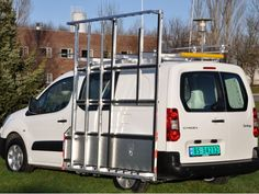 Tekimex-Utvendig glass stativ / S / Citroën Berlingo - CarOffice AS Tripod, Corning Glass