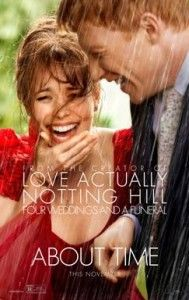 About Time Movie Review and Film Pack Giveaway
