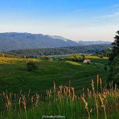 Une magnifique photo des Hautes Combes   |Jura, France | photo de Stéphane Godin/Jura Tourisme | #Jura #JuraTourisme