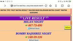 Garibachi Laxmi Matka Satta Matka Main Record in 2020 Lucky Numbers For Lottery, Satta Matka King, Dark Blue Wallpaper, Kalyan Tips, Game App, Maine, Chart