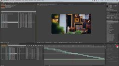 Walk Thru for RAW 5D3 DNG Footage graded with Adobe Camera RAW  & VSCO Film. How to work for a workflow to Edit RAW 5D3 DNG Footage then gra...