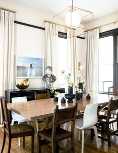 Inside the Crazy Sexy Cool Home of an Editor in Chief - Apartment34