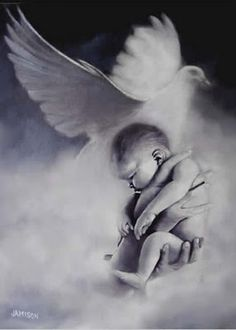 I call on all parents to bless and nurture their unborn children and then their infants and children by praying scripture, Catholic blessings, or by speaking words of life right to their spirits. Angel Baby Quotes, Unborn Baby Quotes, Baby Engel Tattoo, Stillborn Baby, Heaven Tattoos, Baby Tattoos, Time Tattoos, Angel Drawing, Mother Art