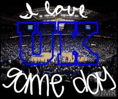 i love uk gameday (basketball)