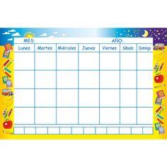 Calendario Preescolar -> http://www.masterwise.cl/productos/43-sala-de-clases/234-calendario-preescolar
