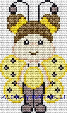 Fast and easy Perler Beads Designs, no matter what pattern you're looking, you can make it and decorate anything you want within a few minutes! Butterfly Cross Stitch, Cross Stitch Baby, Cross Stitch Patterns, Cross Stitch Cushion, Stitch Doll, Canvas Crafts, Baby Kind, Crafts To Do, Hama Beads