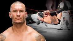Ansehen: Randy Ortons erster RKO überhaupt