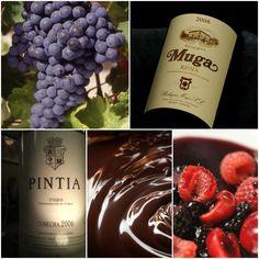 TEMPRANILLO #Red #Wine #Grapes #Fruits