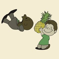 Psych Peanuts. This is too great!