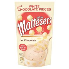 Maltesers White Hot Chocolate 140G - Groceries - Tesco Groceries