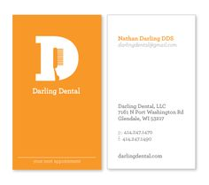 cool dentist logo