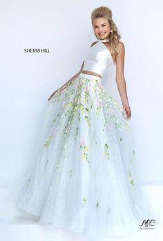 Роскошные образы Sherri Hill 5