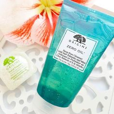Origins Zero Oil Deep Pore Cleanser - Best Face Wash For Oily Skin Best Face Wash, Acne Face Wash, Greasy Skin, Cystic Acne Treatment, Homemade Acne Treatment, Pore Cleanser, Face Scrub Homemade, Hormonal Acne, Oily Skin Care