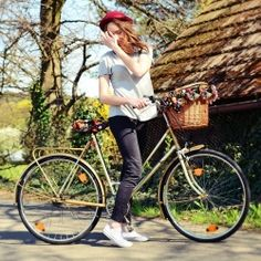 country cycle chic