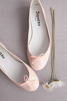 Thing I want the most ? Repetto flat shoes !