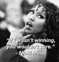 Best 32 Nicki Minaj Lyrics, Quotes and Captions - NSF - Music Magazine