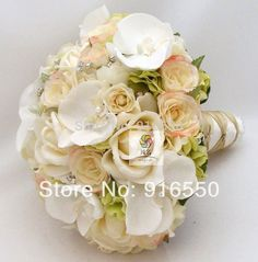 wedding flowers champagne - Google Search