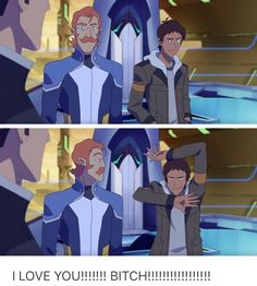 """Lance: """"razzle dazzle"""" Me: *face palms* Why is he like this? *tears in my eyes* i loVE HIM"""