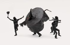 Obby Oss  Dancers | Tim Shaw 'Awaken from the Dream of Reality'