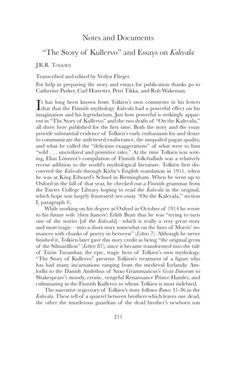 """Project MUSE - """"The Story of Kullervo"""" and Essays on <i>Kalevala</i>"""