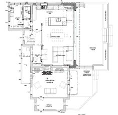 Kitchen/dining area roughly wide by deep with an extra of depth in the kitchen area Kitchen Diner Extension, Open Plan Kitchen Diner, Open Plan Kitchen Living Room, Kitchen Family Rooms, Open Plan Living, Diy Kitchen Decor, Kitchen Design, Kitchen Ideas, Kitchen Utilities