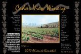 2010 Cedar View Winery Alicante Bouschet 750 mL special price Wine Deals, Alicante