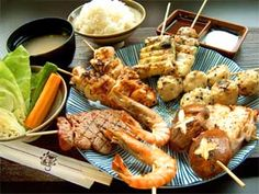 Japanese Cuisine | Besides white rice served as a side dish, Japanese cuisine also ...