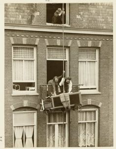 Amsterdam, Cabin, Country, House Styles, Diorama, Places, Vintage, Fotografia, Nostalgia